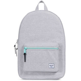 Herschel Settlement Backpack Light Grey Crosshatch